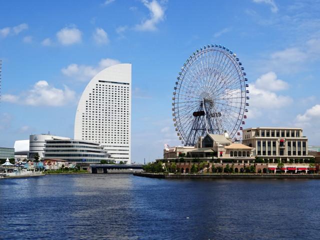都筑→八景島コース(想定所要時間:2時間17分)