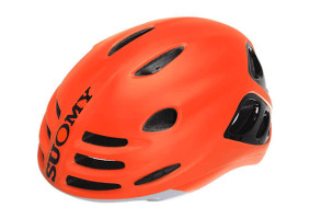 SUOMY SFERA(スオーミ スファーレ)ORANGE FLUO MATT/BLACK GLOSSY
